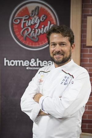 Chef Eduardo Palazuelos.