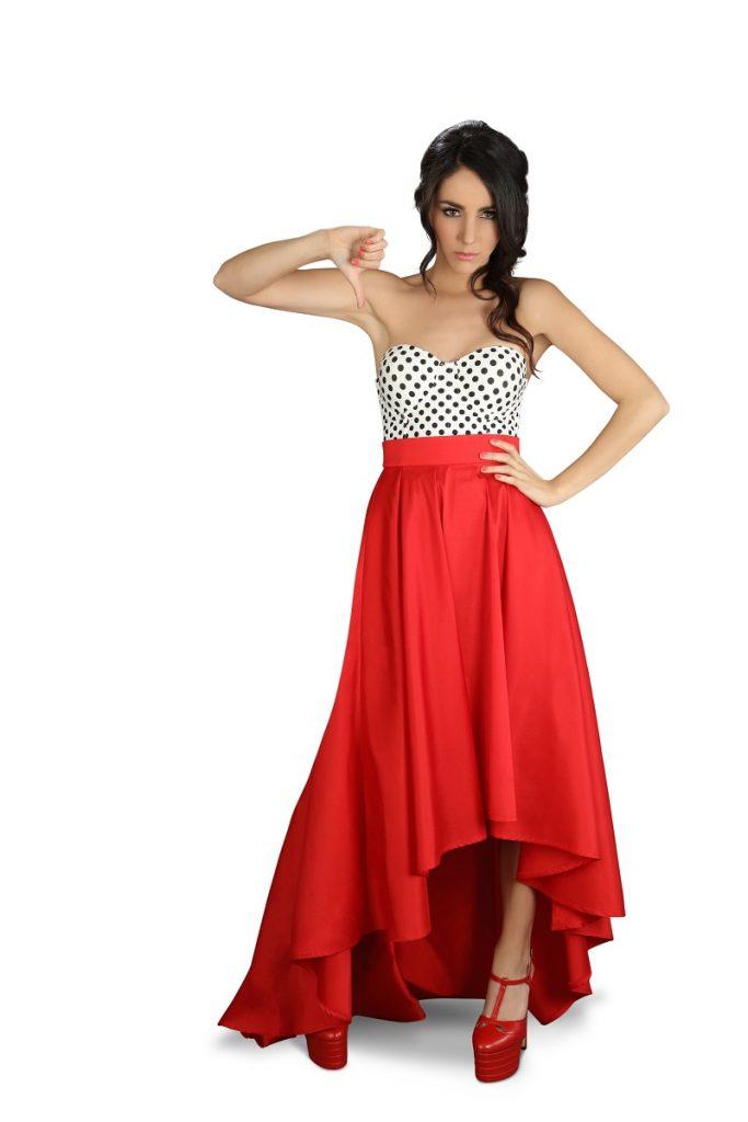 Experta en moda, Chantal Torres.