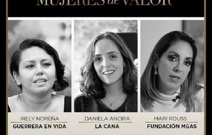 """Conoce a las ganadoras del programa """"Mujeres de Valor"""" y vota por ellas"""