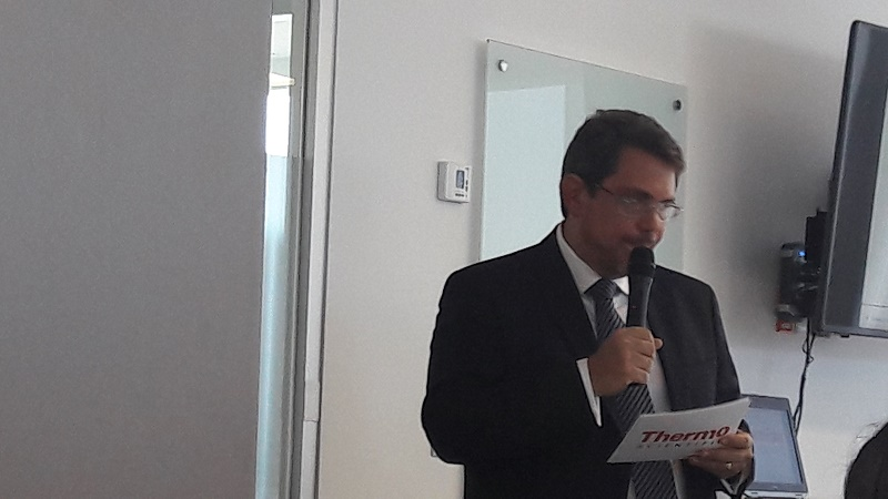 Roberto Mendes, presidente de Thermo Fisher Scientific para América Latina.