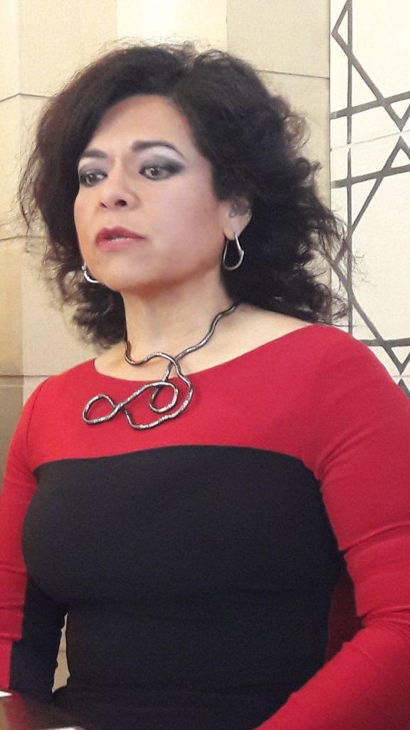 Verónica Vázquez, fue paciente con obesidad mórbida