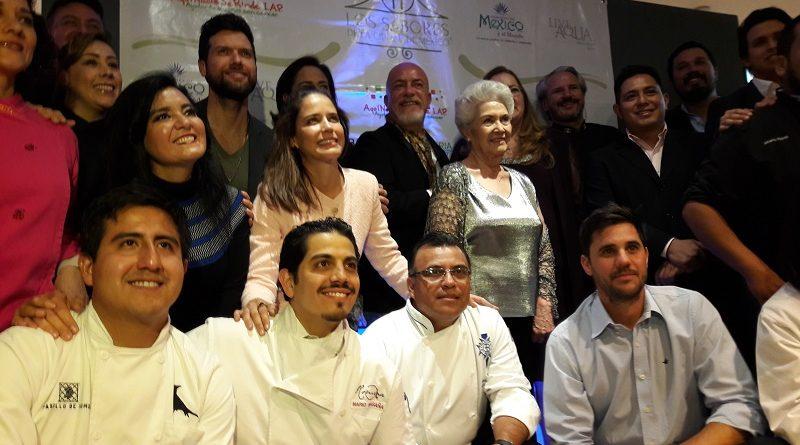Chefs participantes.