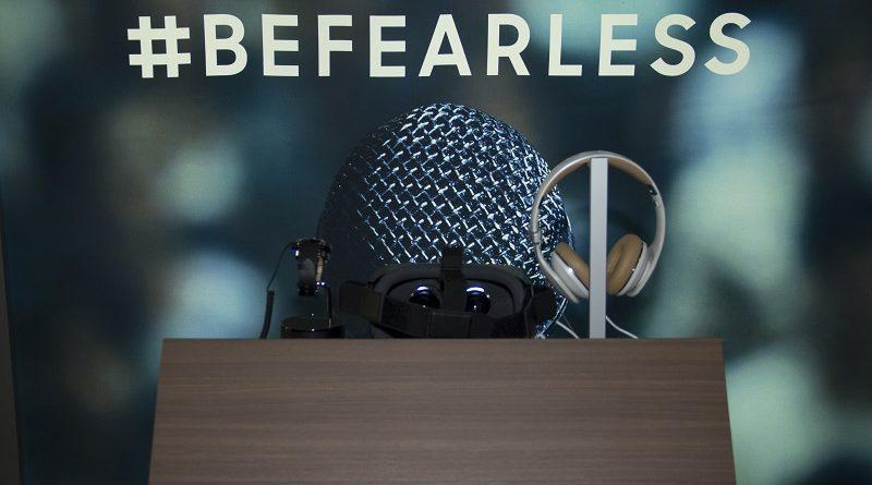 Samsung #BeFearless: supera tus miedos con ayuda de la realidad virtual