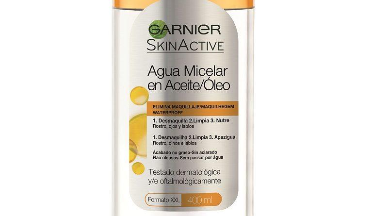 Tecnología Micelar+Aceite de Argán: desmaquillarse es un placer