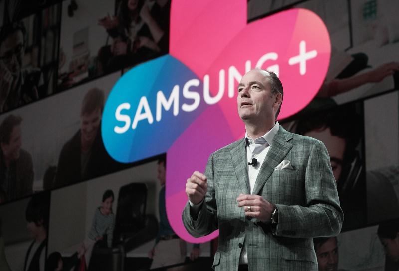 Tim Baxter, Presidente y Jefe de Operaciones de Samsung Electronics América.