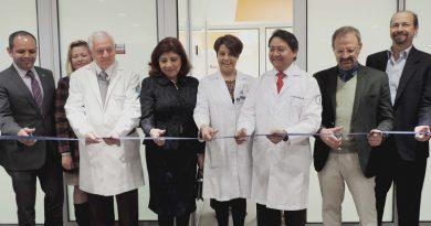 Inauguran unidad médica para detectar cáncer en estómago