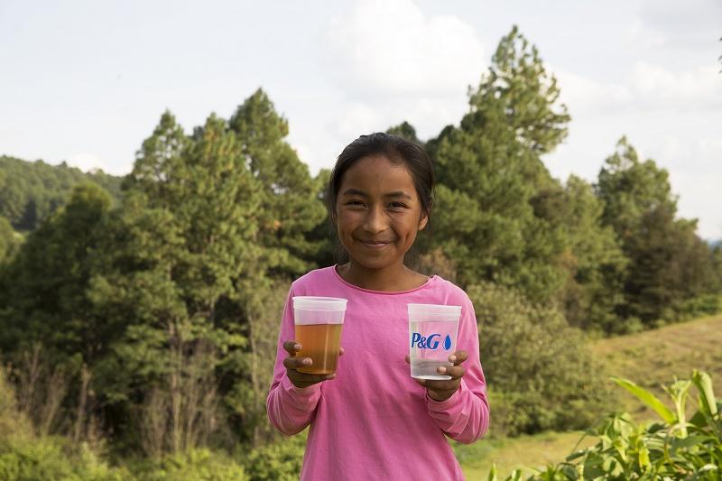 Iniciativa Agua Limpia para los Niños foto 1