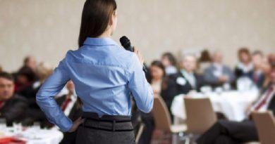 ¿Sabías que hablar en público es de las fobias más comunes?