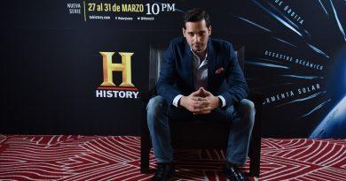 History nos muestra cómo será el fin del mundo en su serie de estreno. No te la pierdas este 27 de #marzo