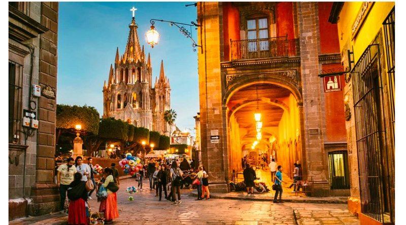San Miguel de Allende: 4a ciudad más amigable del mundo