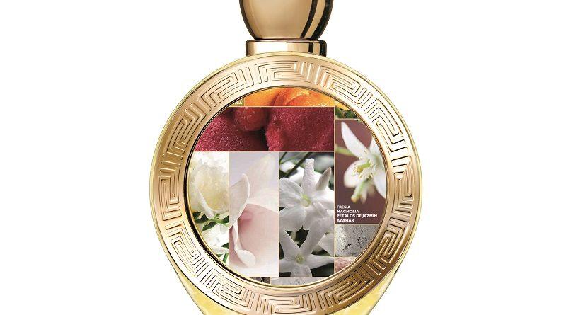 Un perfume florido, amaderado y fresco