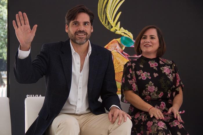 Fotógrafos Raúl Gonzále y Silvia Andrade. Foto de Pablo Navarrete para FYJA.
