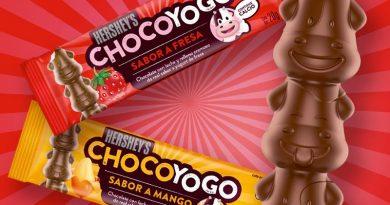 TRIVIA: Hershey's Chocoyogo fomenta que ellos disfruten ser niños y ellas ser mamás