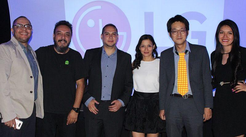 De la mano de Paco Ayala, de Molotov, LG presenta en México su nueva línea de equipos de audio