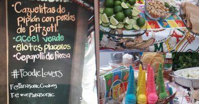 Menú mexicano para celebrar nuestras fiestas de Independencia