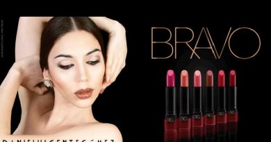 """Conoce la nueva colección de lipsticks """"BRAVO"""""""
