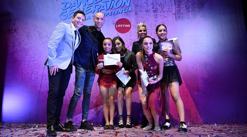 Lifetime anuncia a la ganadora de Dance Generation: La Competencia