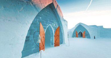 ¿Te gusta el frío? Disfruta tus vacaciones en el hotel de hielo de Quebec