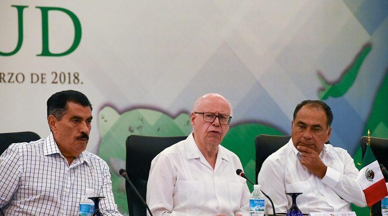 Se mantiene la vigilancia epidemiológica del sarampión: Narro Robles