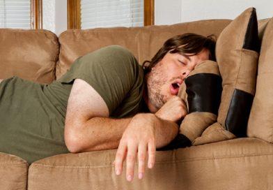 Dormir mal nos sube de peso y baja nuestras defensas