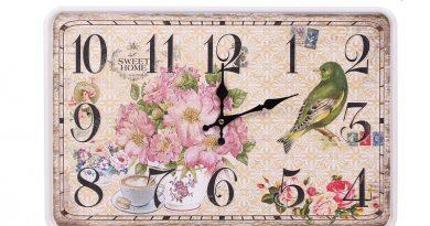 El tiempo decora tu hogar
