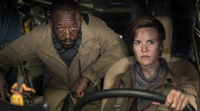 """AMC estrena la 4a temporada de """"Fear the Walking Dead"""", simultáneo al estreno en EE.UU."""