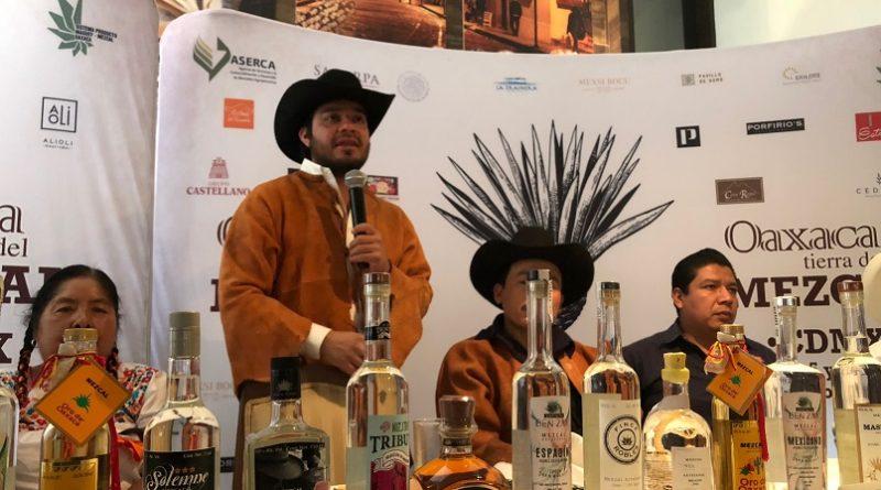 Oaxaca Tierra del Mezcal se hará presente en la Ciudad de México y Querétaro