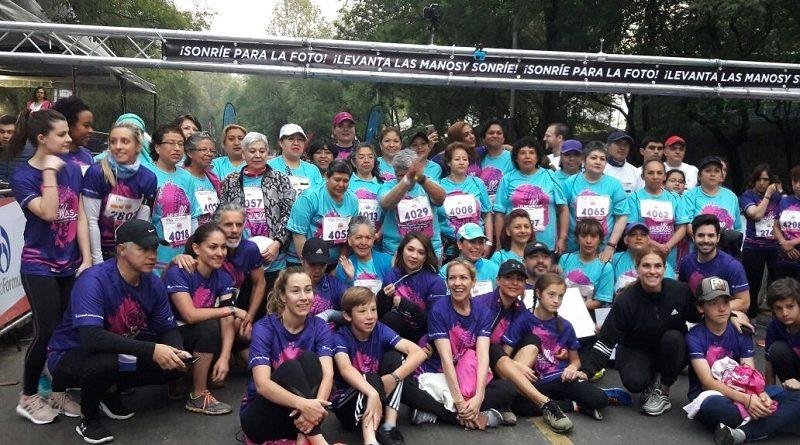 """Fundación CIMA celebró su Carrera """"Huellas"""""""
