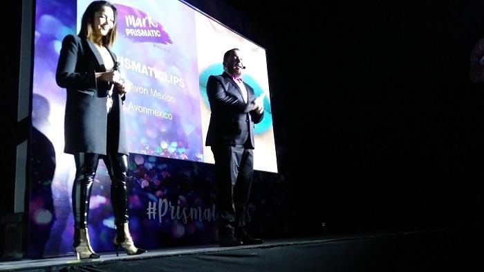 La presentación de la gama mark.PRISMATIC, es el primer y más importante lanzamiento de Avon del 2019.