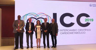 Se lleva a cabo en CDMX la quinta edición del Intercambio Científico Cardiometabólico (ICC) con 1, 200 especialistas