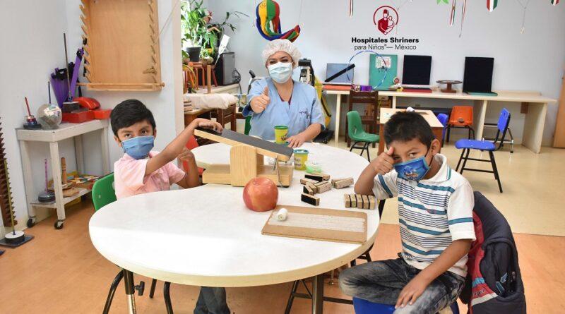 Hospital Shriners para Niños México, pionero en AL en ortopedia pediátrica