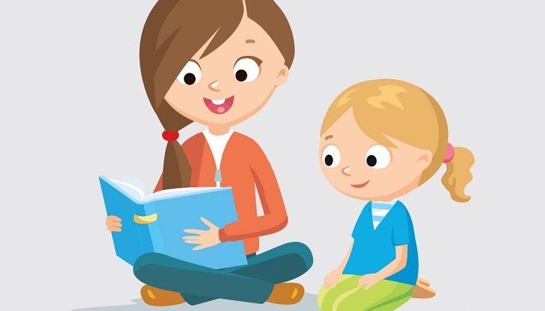 Un cuentacuentos puede apoyarte en la educación de tus hijos