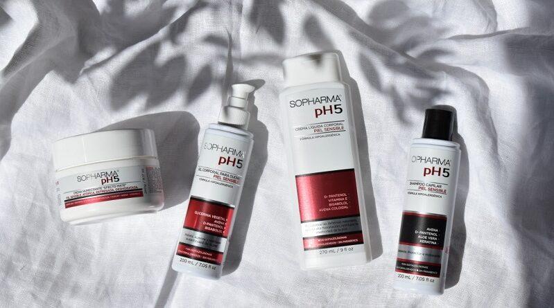 Conoce la línea especializada para pieles sensibles que ayuda a restablecer su pH natural