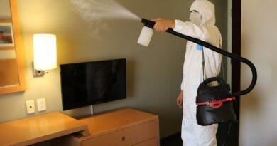 Sanitiza, aspira y sopletea tu casa en un solo paso