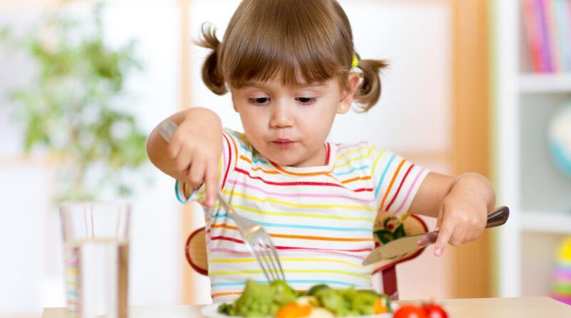 Consejos de nutrición para los pequeños de la casa