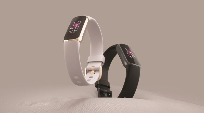 Fitbit presenta, Luxe, monitor de bienestar y fitness diseñado para apoyar tu salud holística
