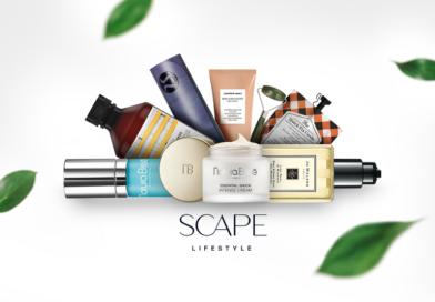 SCAPE, la app de masajes a domicilio, apuesta por el e-commerce de marcas de lujo
