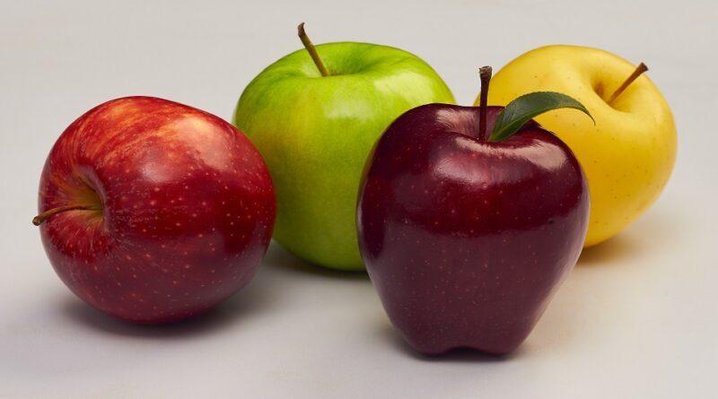 Conoce las 4 variedades de manzanas más populares ¡todas saludables!