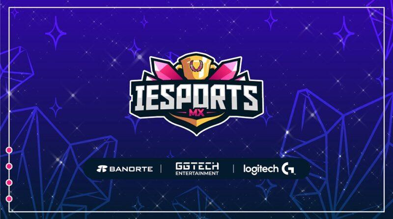 Todo listo para el IESports MX 2021