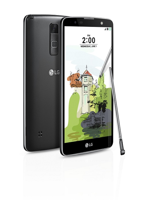 LG Stylus 2 4G. Foto: LG.