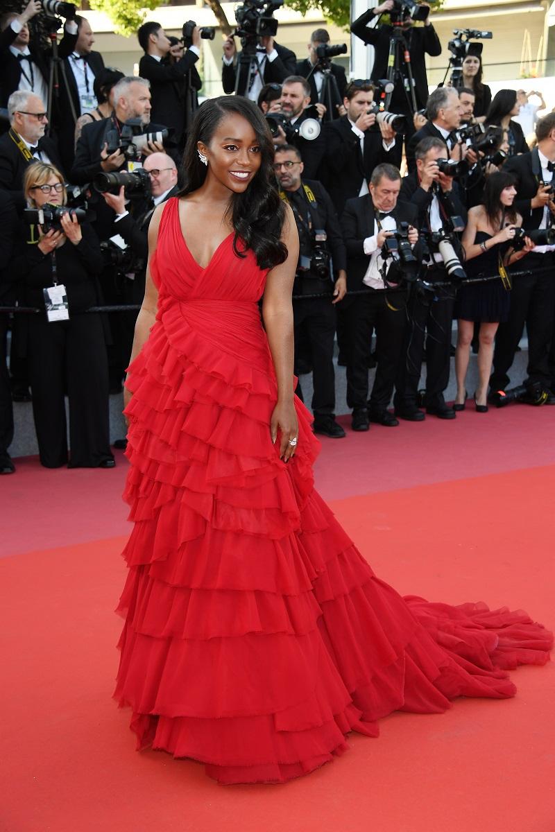 Cannes 2018: Aja Naomi King, Deepika Padukone, Daniella