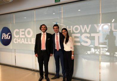 """Tres estudiantes mexicanos estarán en la final regional del """"P&G CEO Challenge"""""""