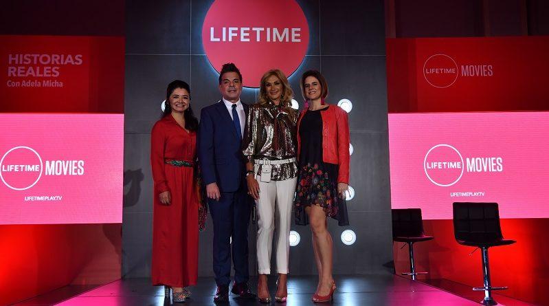 Lifetime presenta el ciclo: Historias Reales, con la conducción de Adela Micha