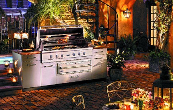 Cocinas en el exterior, la tendencia de los espacios modernos