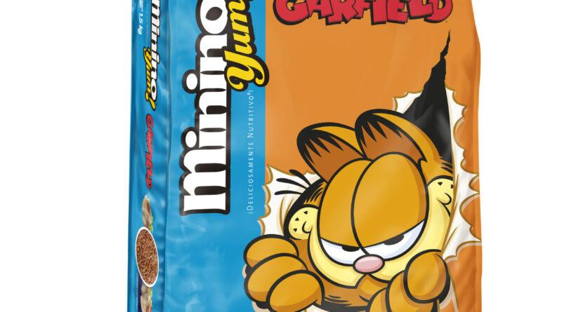Minino lanza edición especial de Garfield y revive la emoción por la caricatura