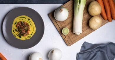 El chef Mikel Alonso te comparte esta receta para celebrar a papá