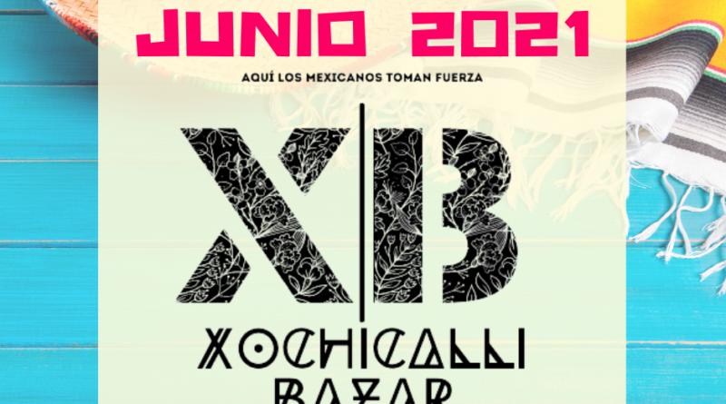 Todo listo para el Bazar Xochicalli, evento que busca reactivar la economía de pequeños empresarios