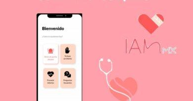 """""""IAMMX » y """"CUIDA TU CORAZÓN», las apps que buscan prevenir infartos en los mexicanos"""