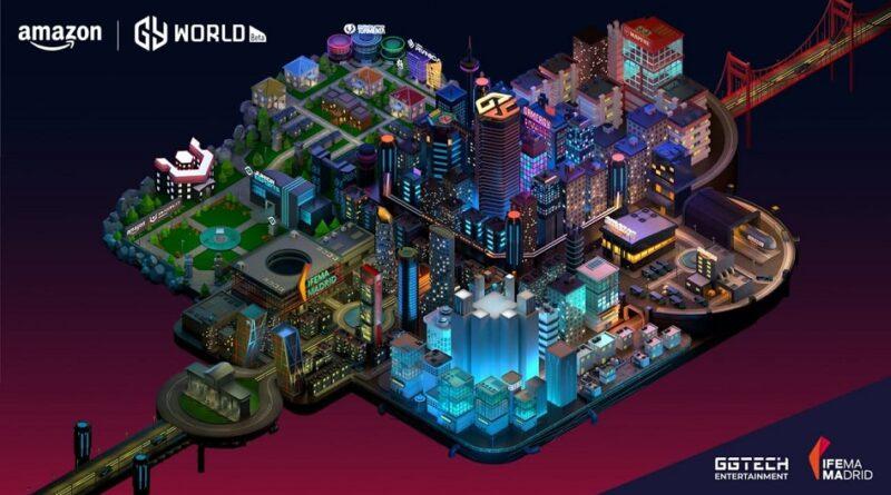 Nace Amazon Gamergy World, el mundo virtual de Gamergy que comienza con la Temporada del Nuevo Amanecer