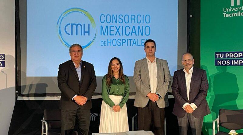 Apuestan por la profesionalización del personal de hospitales privados en México
